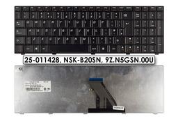 Lenovo IdeaPad G560, G565 gyári új UK angol laptop billentyűzet, 25-011428