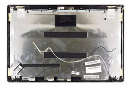 Lenovo IdeaPad G560, G565 laptophoz használt fekete LCD hátlap, wifi kábellel és web kamerával AP0BP0004001