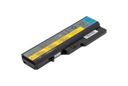 Lenovo IdeaPad Z570 laptop akkumulátor, új, gyárival megegyező minőségű helyettesítő, 6 cellás (4400-5200mAh)
