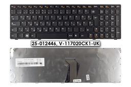Lenovo Ideapad G570, G575, Z560 gyári új magyarított billentyűzet