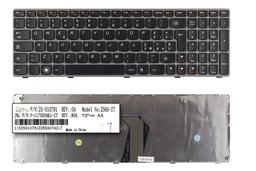Lenovo Ideapad G570, G575, Z560 gyári új olasz laptop billentyűzet, 25-010791