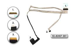 Lenovo IdeaPad G580, G585 gyári új LCD kábel (50.4SH07.001)