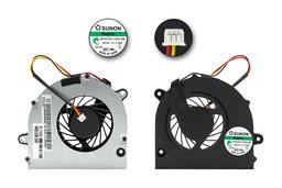 Lenovo IdeaPad G450, G550, Toshiba Satelite L770, L775 gyári új laptop hűtő ventilátor (MF60090V1-C000-G99)