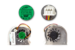 Lenovo IdeaPad S10-2, S10-2C, S10-3C gyári új laptop hűtő ventilátor, AB4505HX-QB3