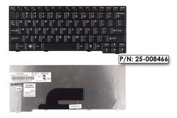 Lenovo IdeaPad S10-2, S11 gyári új fekete US angol laptop billentyűzet, 25-008466