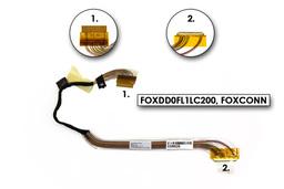 Lenovo Ideapad S10 S10e használt laptop LCD kijelző kábel (FOXDD0FL1LC200)