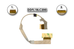 Lenovo IdeaPad S10, S10e netbook LCD kábel, DDFL1BLC200