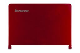 Lenovo IdeaPad S10e netbook bordó LCD kijelző hátlap, 45N5093