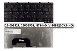 Lenovo IdeaPad S12 gyári új fekete magyar billentyűzet (25-008529)