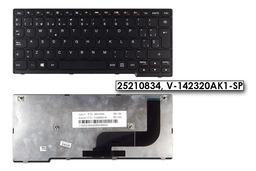 Lenovo IdeaPad Yoga 11s, S210, S215, Flex 10 (touch) gyári új spanyol fekete laptop billentyűzet (25210834)