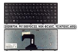Lenovo IdeaPad S300, S400 gyári új fekete magyar laptop billentyűzet (25208734)