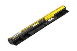 Lenovo Ideapad S300, S400, S405 helyettesítő új 4 cellás fekete laptop akku/akkumulátor (L12S4Z01)