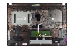 Lenovo Ideapad S400 gyári új US angol billentyűzet felső fedélel, touchpaddel, AP0SB000F10