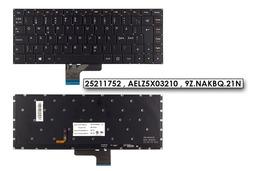 Lenovo IdeaPad U330, U430 gyári új norvég laptop billentyűzet háttérvilágítással (25211752)