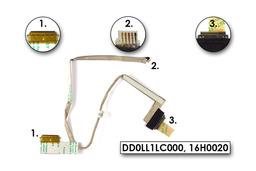 Lenovo IdeaPad U350, M350 gyári új LCD kijelző kábel (DD0LL1LC000)