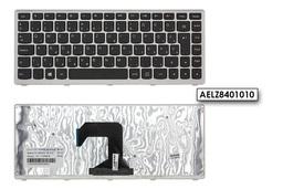 Lenovo IdeaPad U410 gyári új magyar ezüst-fekete laptop billentyűzet (25208854)