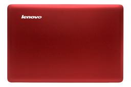 Lenovo IdeaPad U410 (touchscreen nélküli) gyári új piros laptop LCD kijelző hátlap kamera kábellel (90200800)