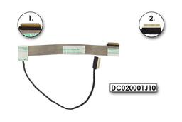 Lenovo IdeaPad Y450, Y550 gyári új LCD kijelző kábel (DC020001J10)