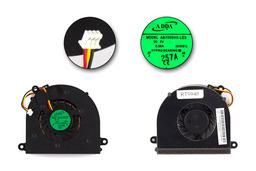 Lenovo IdeaPad Y550, Y550A, Y550M gyári új laptop hűtő ventilátor (AB7005HX-LD3)