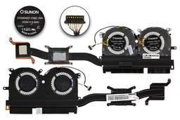 Lenovo IdeaPad Yoga 13 gyári új laptop komplett hűtő ventilátor egység (142500004)