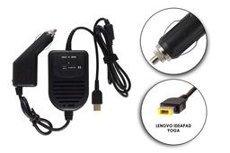 Lenovo IdeaPad Yoga 20V 4.5A 90W helyettesítő új autós laptop töltő, AC-M414