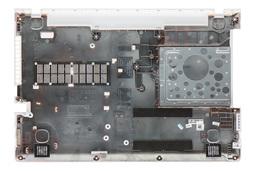 Lenovo IdeaPad Z51-70, 500-15 gyári új fehér laptop alsó fedél (5CB0J23737)