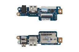 Lenovo IdeaPad Z51-70 gyári új laptop USB/Audio/SD kártyaolvasó panel (LS-C282P)