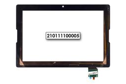 Érintő panel, touchscreen Lenovo IdeTab A10-70 A7600 tablethez (210111100005)