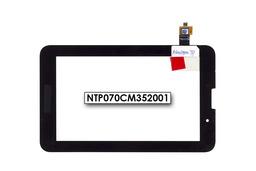 Érintő panel, touchscreen Lenovo IdeTab A3000 7 tablethez (NTP070CM352001)