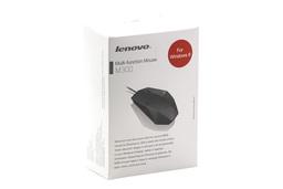 Lenovo M300(B) multifunkciós fekete 1000 dpi-s vezetékes optikai egér (888-015244)