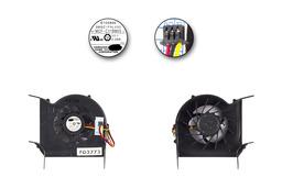 Lenovo ThinkPad E40, E50, SL410, SL510 gyári új hűtő ventilátor, MCF-C31BM05 (discrete)