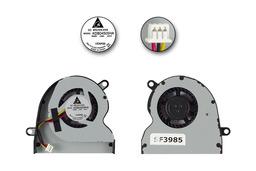 Lenovo ThinkPad Edge 11, X100E, X120E gyári új hűtő ventilátor, KDB04505HA