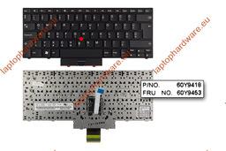 Lenovo ThinkPad Edge 13, E30 használt magyar laptop billentyűzet (60Y9453)