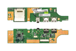 Lenovo Thinkpad Edge 13 használt USB/Kártyaolvasó/Audio panel (63Y2127)