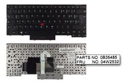 Lenovo ThinkPad Edge E330, E335 gyári új magyarított német laptop billentyűzet (04W2532)