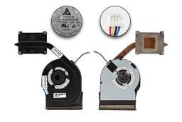Lenovo ThinkPad Edge E330, E335 hűtő ventilátor egység, 04W4409, 60.4UH04.002, KSB0705HB-BK2S