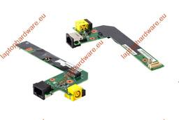 Lenovo Thinkpad Edge E420, E520 használt DC / LAN panel  (04W1867, 55.4MH3.001G)