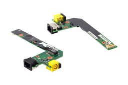 Lenovo Thinkpad Edge E420, E520 gyári új DC / LAN panel  (04W1867, 55.4MH3.001G)