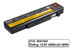 Lenovo Thinkpad Edge E430, E530, E540 gyári új 6 cellás laptop akku/akkumulátor  45N1043