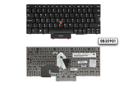 Lenovo ThinkPad Edge S230u Twist gyári új magyar billentyűzet, 04W2941
