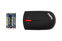 Lenovo ThinkPad fekete vezeték nélküli mini lézer egér, (0B47163, MORFGOO)