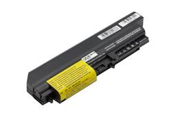 Lenovo ThinkPad T61p laptop akkumulátor, új, gyárival megegyező minőségű helyettesítő, 6 cellás (4400mAh-5200mAh)