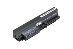 Lenovo ThinkPad T400 laptop akkumulátor, új, gyárival megegyező minőségű helyettesítő, 6 cellás (6000-6600mAh)