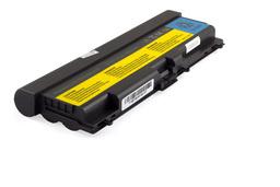 Lenovo ThinkPad T520 laptop akkumulátor, új, gyárival megegyező minőségű helyettesítő, 9 cellás (6600mAh)