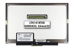 Lenovo ThinkPad T410s gyári új matt - non glossy felületű laptop kijelző