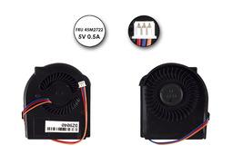 Lenovo ThinkPad T410, T410i gyári új laptop hűtő ventilátor, FRU: 45M2722