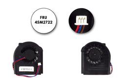 Lenovo ThinkPad T410, T410i laptophoz hűtő ventilátor, FRU 45M2722