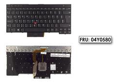 Lenovo ThinkPad T430, T530, W530, X230 gyári új magyar laptop billentyűzet (04Y0580, 04X1330)