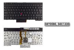 Lenovo ThinkPad T430, T530, W530, X230 használt magyar laptop billentyűzet (04X1330)