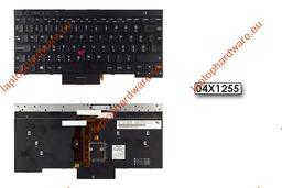Lenovo ThinkPad T430, X230 gyári új magyar háttér-világításos laptop billentyűzet, 04X1255